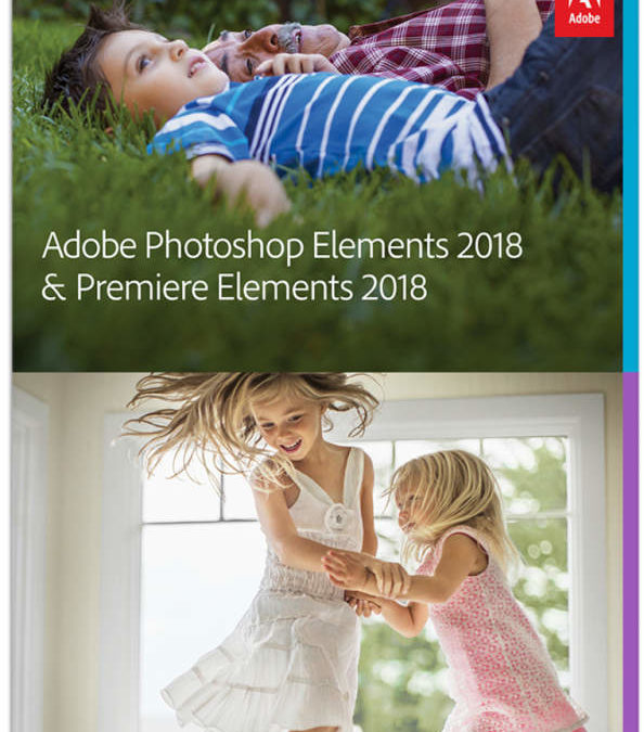 Adobe lanserer Photoshop Elements og Premiere Elements 2018