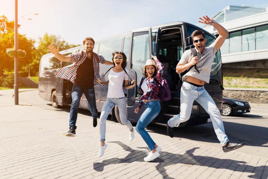Buss bruker gammel ide i ny teknologi