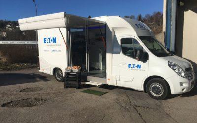 Eaton sertifiserer norske elektrikere for energilagring i hjemmet