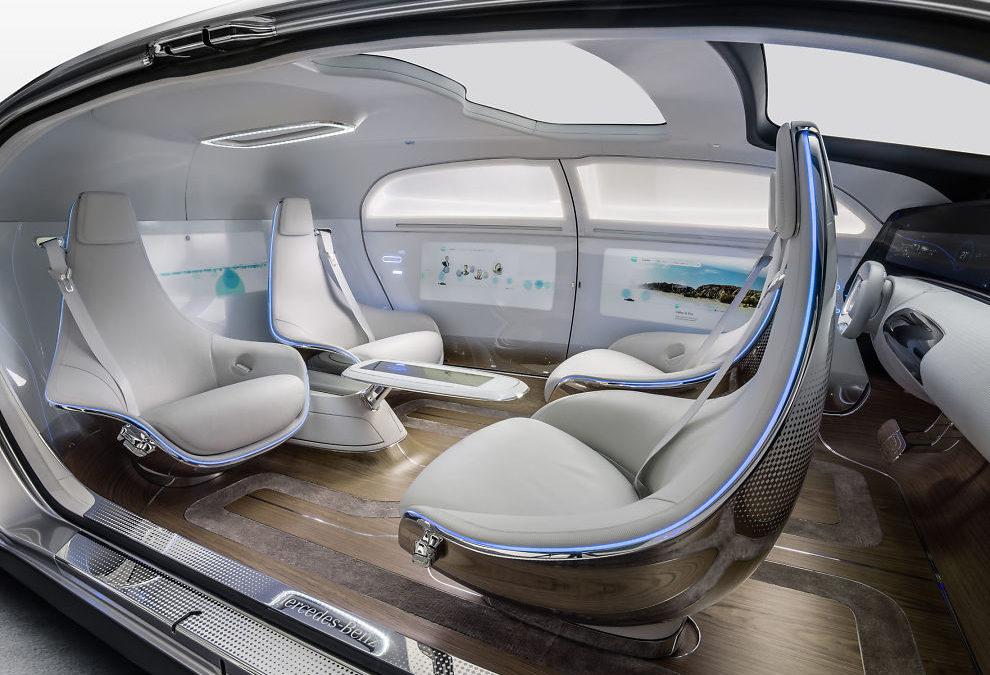 Futuristiske biler her og nå