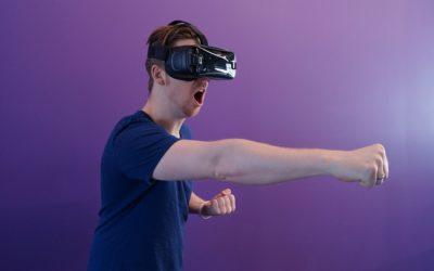 VR-teknologi innen gamingindustrien