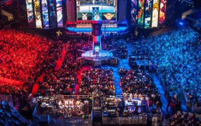 Blir eSports snart en integrert del av gamblingbransjen?
