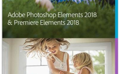 Adobe lanserer Photoshop Elements og Premiere Elements 2018