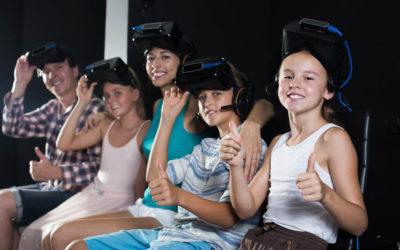 5 produsenter av VR briller