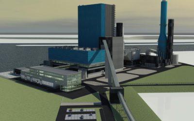 Konverterer kullkraftverk til biomasse